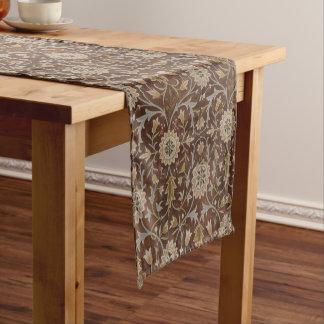 Chemin De Table Court William Morris peu de tapis de fleur