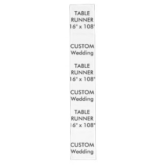 CHEMIN DE TABLE LONG