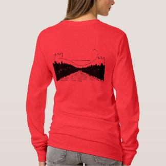 Chemise 2006 de nuit de lanterne t-shirt