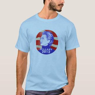 Chemise 2012 de T-shirt de Hillary