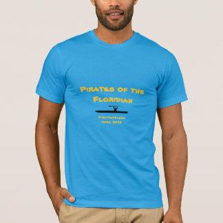 Chemise 2013 de voyage de ressort de Cincypaddlers T-shirt