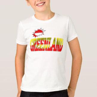 Chemise 6756 du Groenland T-shirt