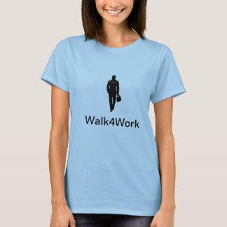 Chemise à deux lignes de résumé t-shirt