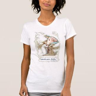 Chemise bénie de Vierge Marie T-shirts