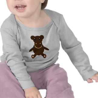 Chemise bourrée de jouet de singe t-shirt