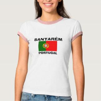 Chemise Camisa Santarém de drapeau de Santarém* T-shirt