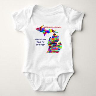Chemise colorée d'élection de personnaliser de t-shirts