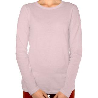 Chemise convenable de douille détendue par femmes t-shirt