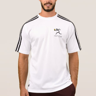 Chemise courante d'IRunToDrink Adidas ClimaLite® T-shirt