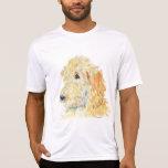 Chemise crème de représentation de Labradoodle #2 T-shirts