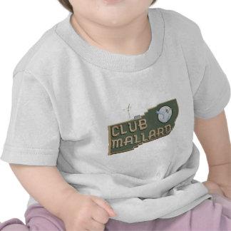 Chemise d illustration d enseigne au néon de club t-shirt