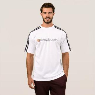 Chemise d'Adidas ClimaLite des hommes de T-shirt