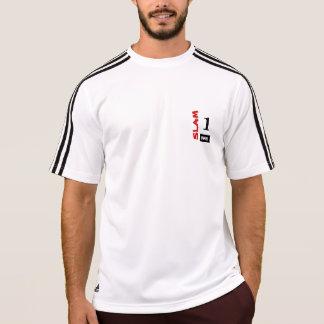 Chemise d'Adidas du CLAQUEMENT UN T-shirt