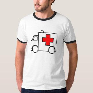 Chemise d'ambulance t-shirt