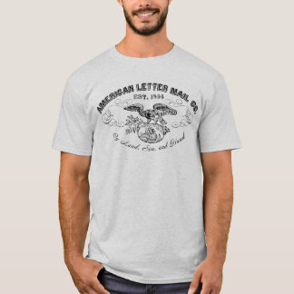 Chemise d'American Letter Mail Company T-shirt
