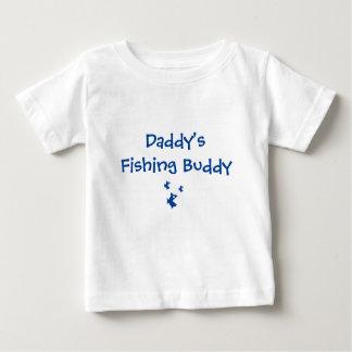 """Chemise """"d'ami de la pêche du papa"""" t-shirt pour bébé"""
