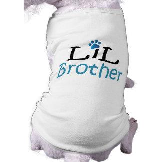 Chemise d'animal familier de frère de Lil T-shirt Pour Chien