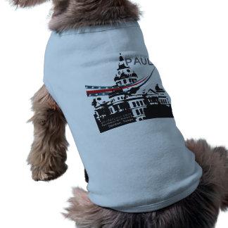 Chemise d'animal familier de tribunal de Denton T-shirt Pour Chien