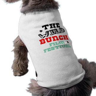 Chemise d'animal familier de TWBFF T-shirt Pour Chien