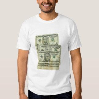 Chemise d'argent t-shirt