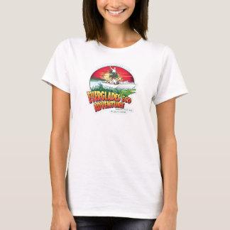 Chemise d'aventure d'Eco de marais T-shirt