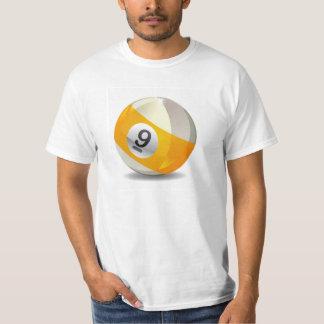 Chemise de 9 boules t-shirt