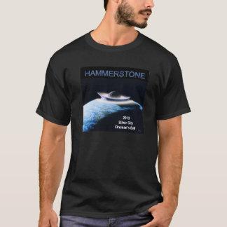 Chemise de bande de Hammerstone 2013 T-shirt