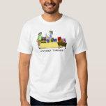 Chemise de bande dessinée d'achat de la Louisiane T-shirt