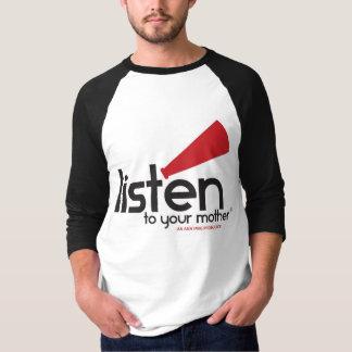 Chemise de base-ball du @LTYMShow des hommes T-shirt