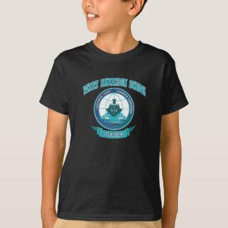 Chemise de bateau de marins t-shirt