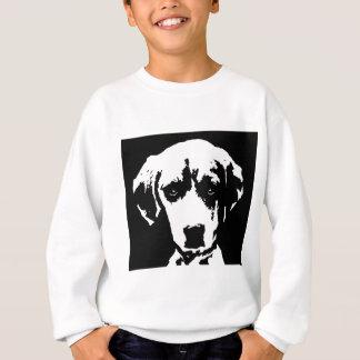 Chemise de beagle - sweatshirt d'enfants