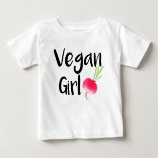 """Chemise de bébé de betteraves """"de fille t-shirt pour bébé"""