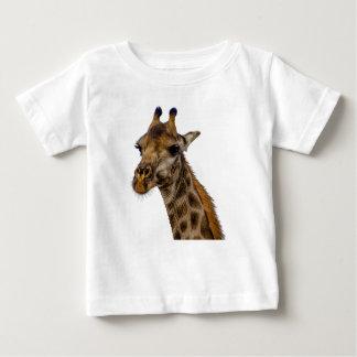 Chemise de bébé de girafe t-shirt