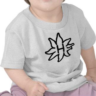 Chemise de bébé de Haflinger - futur propriétaire T-shirts