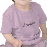 chemise de bébé de koukla t-shirt