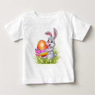 Chemise de bébé de lapin de Pâques T-shirt Pour Bébé