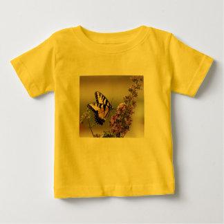 Chemise de bébé - papillon t-shirts
