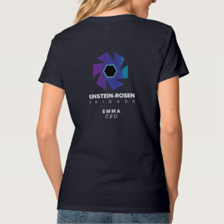 Chemise de Bosslady d'Emma T-shirt