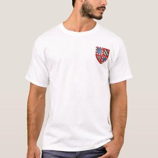 Chemise de Bourgogne T-shirt