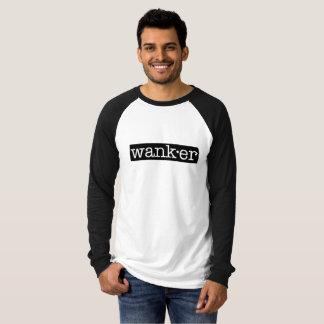 Chemise de BRANLEUR : Terme d'argot de Britannique T-shirt