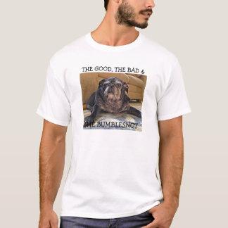Chemise de Bumblesnot :  Bon, le mauvais et le T-shirt