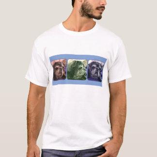 Chemise de Bumblesnot :  Colorez-moi gaffent T-shirt