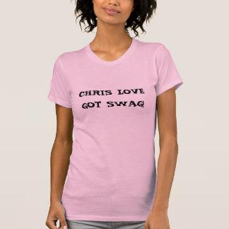 Chemise de butin de Chris T-shirt