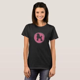 Chemise de caniche t-shirt
