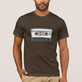 Chemise de cassette audio t-shirt