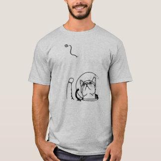Chemise de chat d'astronaute t-shirt