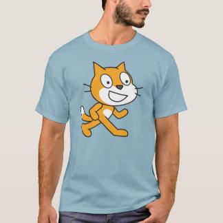 Chemise de chat d'éraflure (hommes) t-shirt