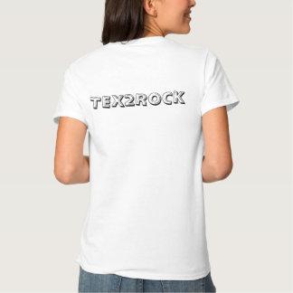 Chemise de chat du butin des femmes de Tex2rock T-shirt