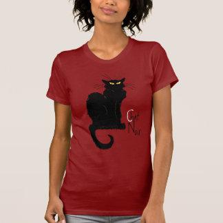 """Chemise """"de chat noir"""" t-shirt"""