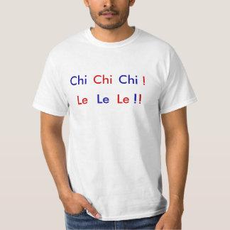Chemise de Chi Chi Le Le Le de Chi T-shirts